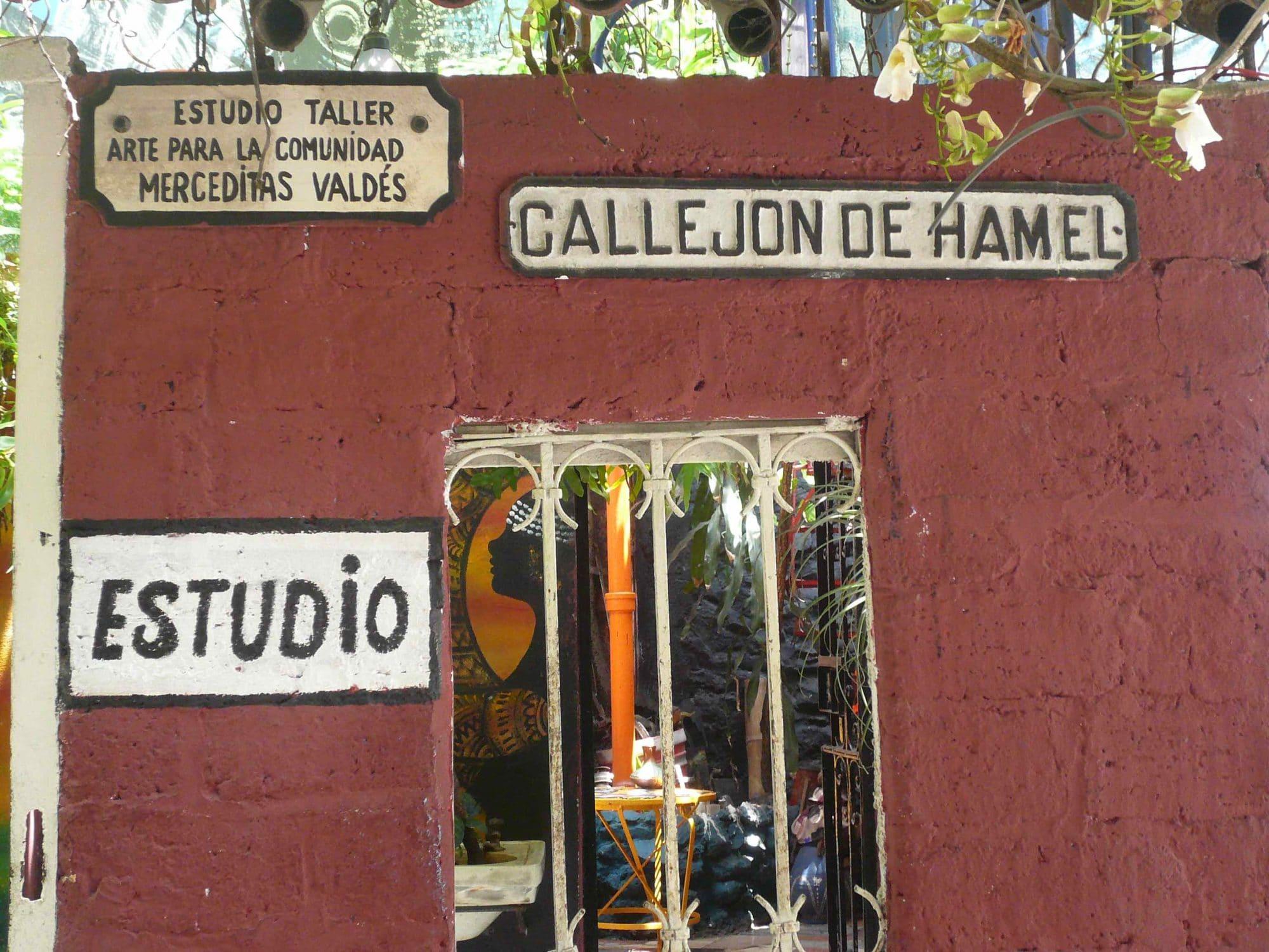 Callejón de Hamel
