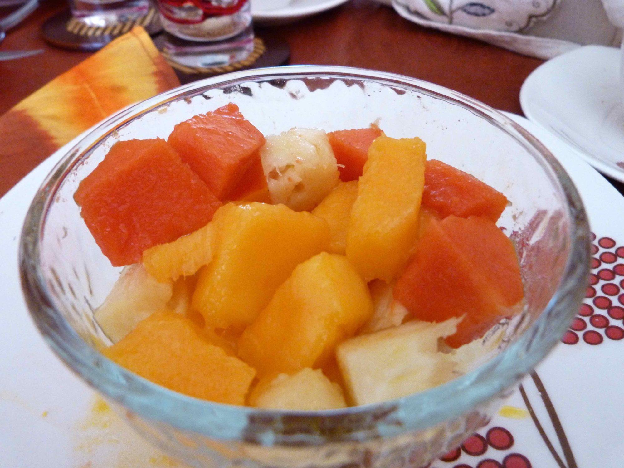 Ensalata de frutas