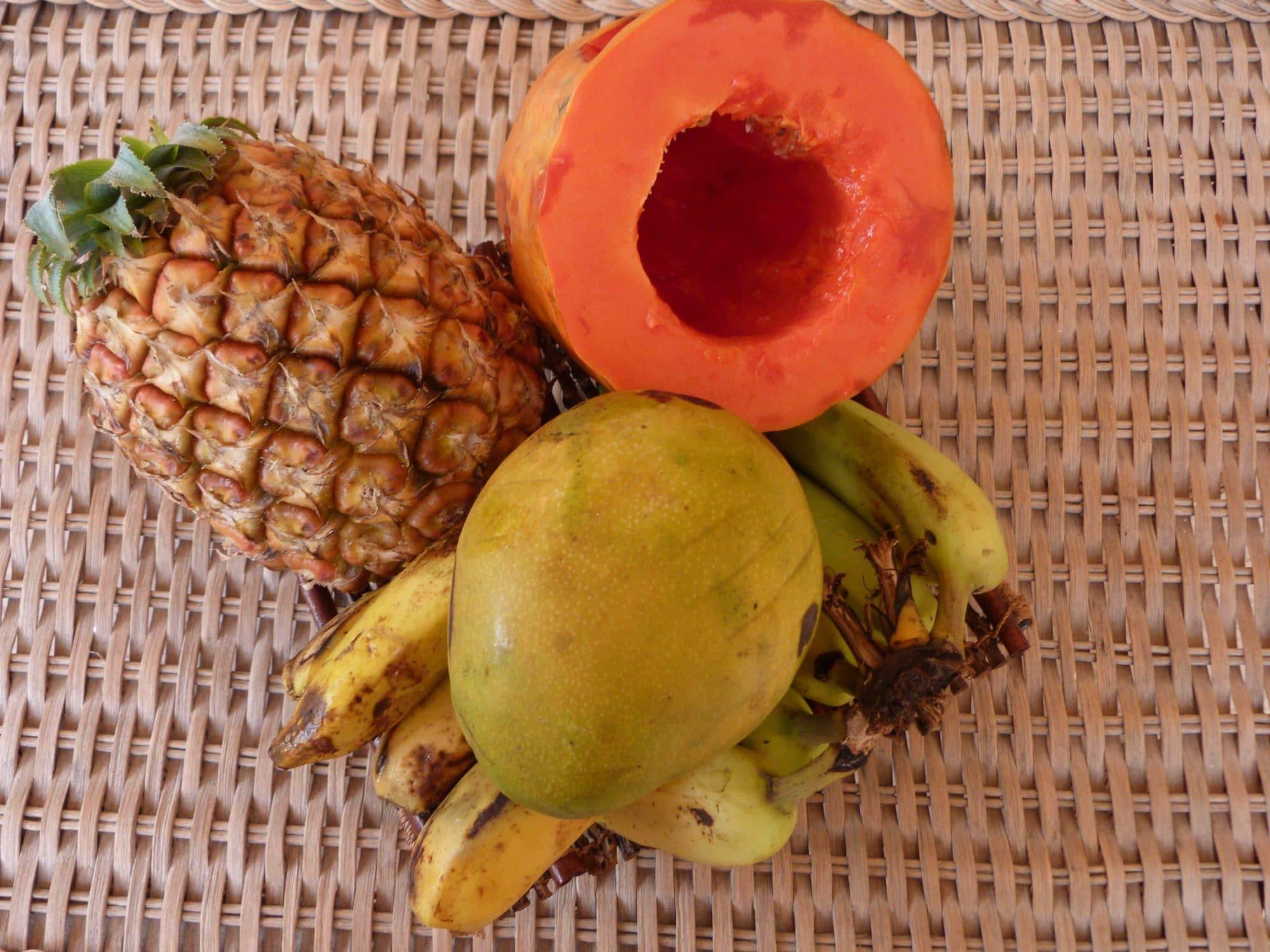 Fruta frescas
